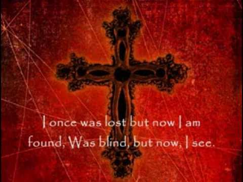 Amazing Grace with Lyrics  Choir