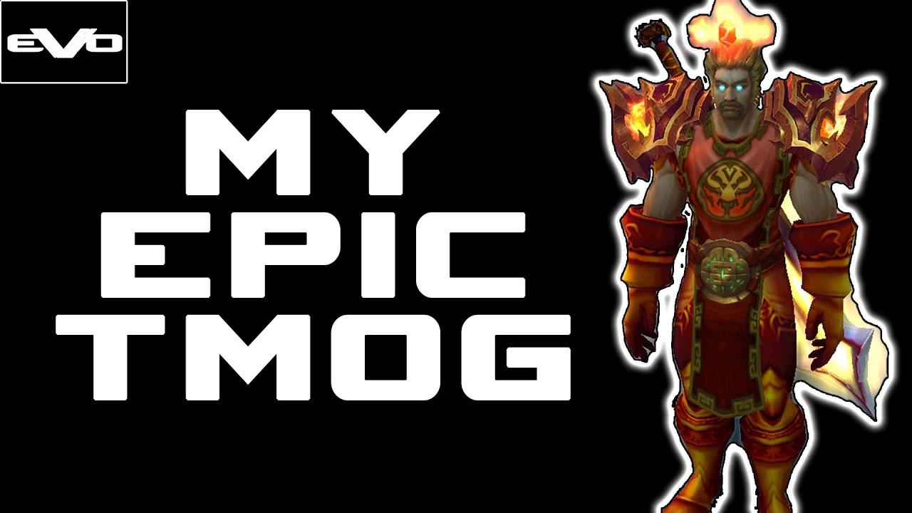 sc 1 st  YouTube & My Epic Transmog! | WoW Plate Custom Set Guide - YouTube