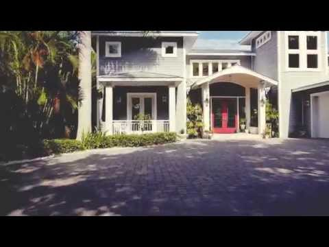 Waterfront Estate: Belleair, FL