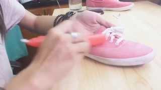 Cách đơn giản để làm giầy chống thấm tốt