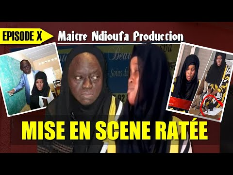 Li Maitre Elhadji Diouf Waxloo Adji Sarr Bookul Ak Limu Waxoon Gendarmerie
