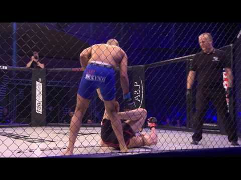 Superior FC 16 Fight 10 - Aires Benrois vs. Abus Magomedov
