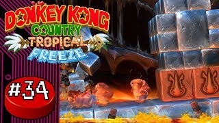 Donkey Kong Country: Tropical Freeze, Part 34: The Last Rhino Run - Button Jam
