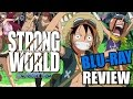 One Piece Film: Strong World Blu-ray Review - Aficionados Chris の動画、YouTube…