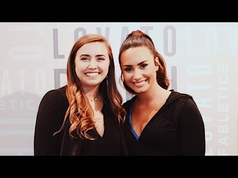 I MET DEMI LOVATO!!!!! & Drive With Us!