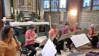 "Celler Blockflötenensemble - Suite ""The Fairy Queen"" -Henry Purcell"