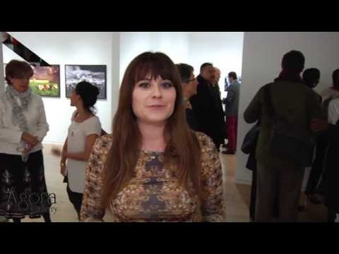 Agora Gallery, Chelsea, NYC, Art Gallery Video. Opening Reception November 7th, 2013