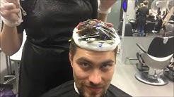 Pekka's perm - lyhyiden hiusten permanentti