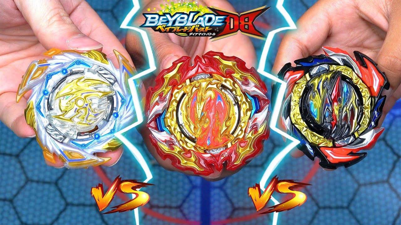 Download THIS IS THE ULTIMATE TRIPLE BEYBLADE SET BATTLE | Beyblade Burst Challenge