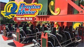 Drayton Manor Vlog May 2018