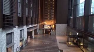 Hotel Villa Fontaine, Shiodome, Tokyo, Japan