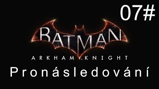 CZ tit. | Let's Play | Batman: Arkham Knight | #07 | NG+ |1080p/50fps