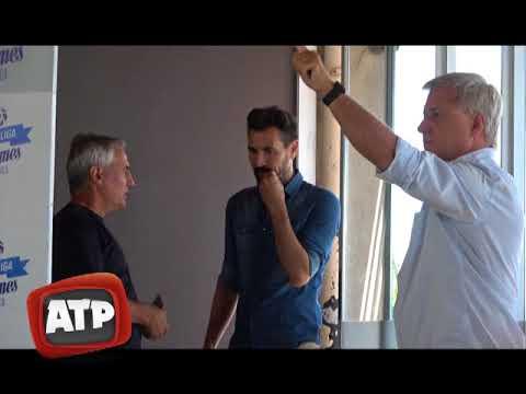 Eduardo Domínguez y Leonardo Madelón - Conferencia de Prensa - ATP 22 02 18