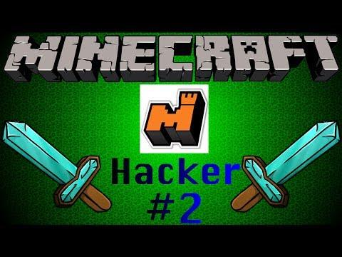Minecraft: Mineplex Hacker ep.2: fly hacker (joejoedenver)