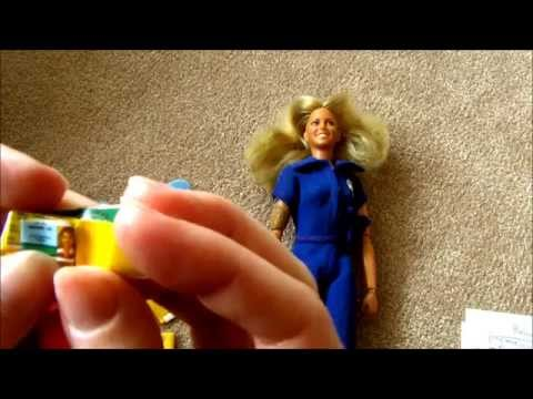 T3: Jaime Sommers By Kenner, 1970s