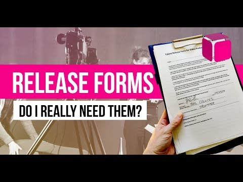 Do I REALLY Need Release Forms? | Corporate Video Production