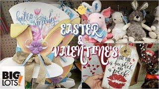 Big Lots Easter Decor 2019 Shop With Me