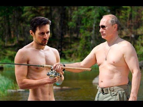 Флешмоб от Дурова Снимись без майки, как Путин