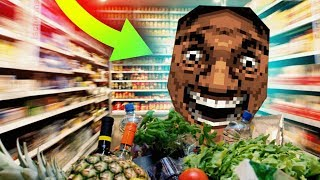 Das KRANKESTE Supermarkt Game