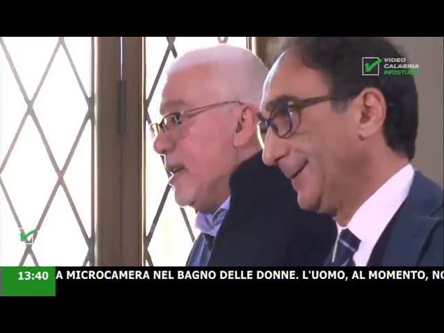 InfoStudio il telegiornale della Calabria notizie e approfondimenti - 24 Febbraio 2020 ore 13.30