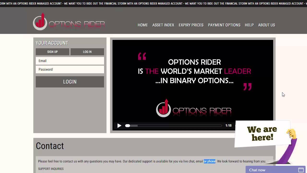 Bo brokers vs binary options platforms