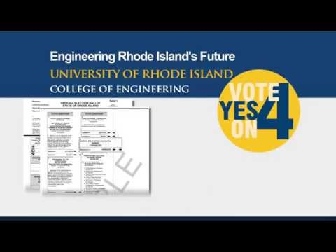 Yes On Question 4 - Engineering Rhode Island's Future