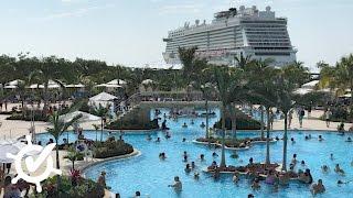 Harvest Caye - Rundgang - Neue Insel von Norwegian Cruise Line (NCL)