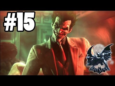 Batman Arkham Origins: Part 15 - Gotham Merchants Bank [PS3][HD]