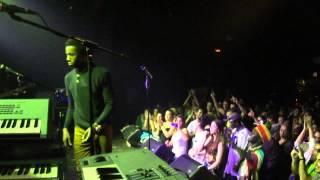"Romain Virgo ""Don't You Remember"" live @ Barcelona"