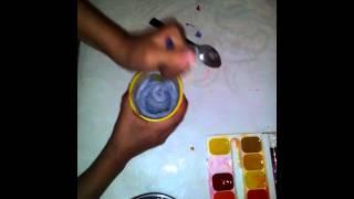 Как сделать пластилин в домашних условиях с Ангелиной