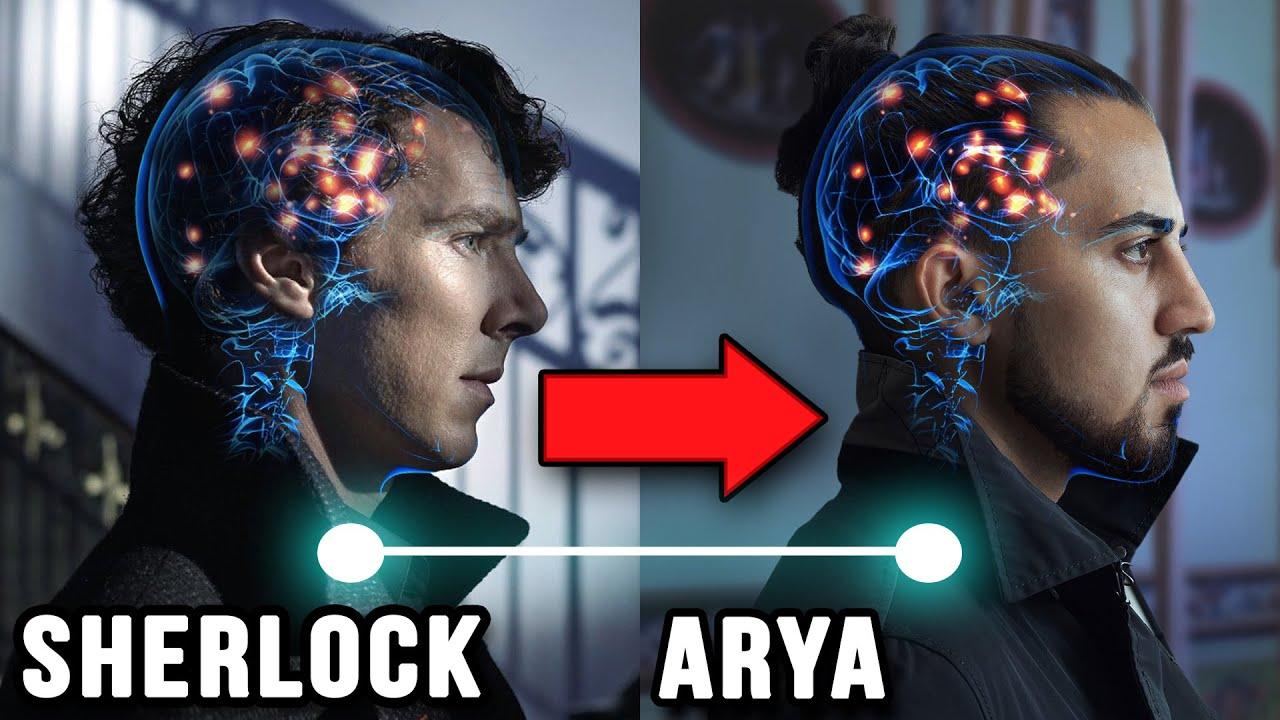Denken wie SHERLOCK in nur 9 MINUTEN! (Gedanken-Palast)   Jay & Arya