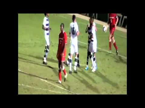 Shawn Chin Soccer Highlights