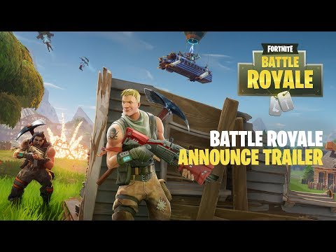 PUBG inspired Fortnite to make a new game mode