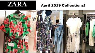 ZARA |SPRING/SUMMER APRIL 2019 COLLECTIONS.
