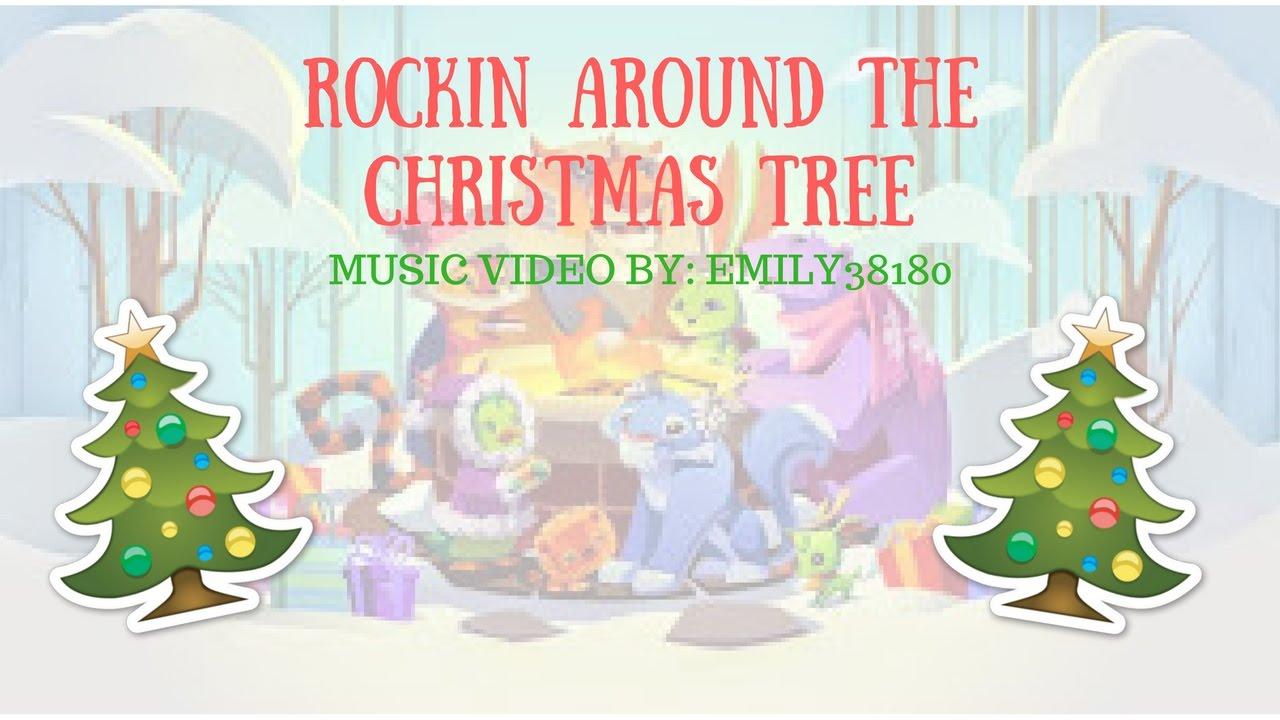 Aj music video: Rockin around the christmas tree - YouTube