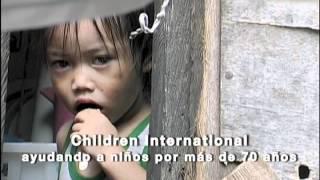 El Actor Julio Cedillo Presenta la Labor de Children International