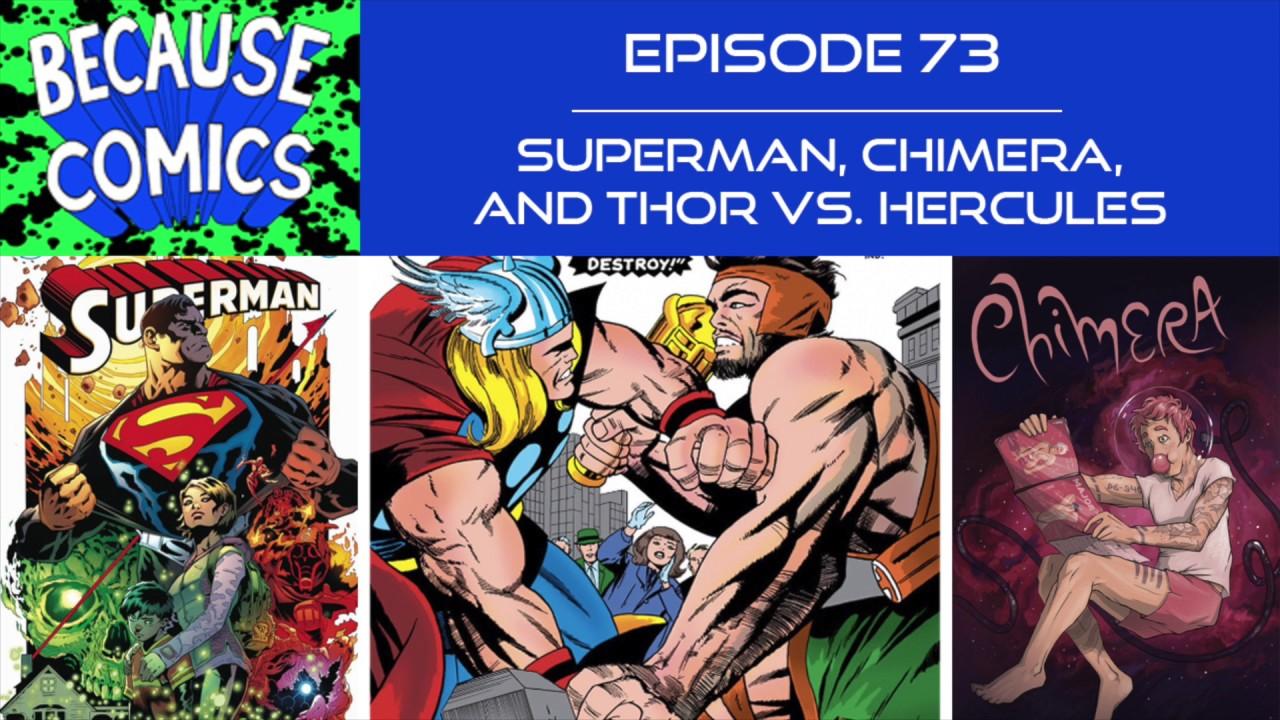 hercules vs superman - 1280×720