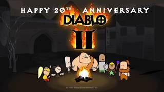 20. Geburtstag von Diablo 2: Baal Runz 101 von Carbot | (Deutsche Untertitel)