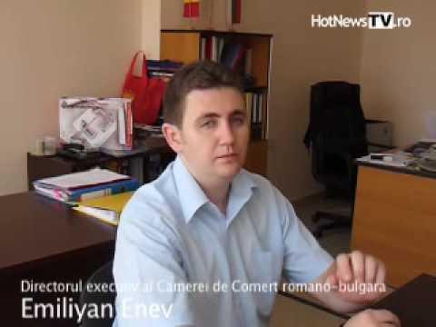 Interviu cu Emylian Enev director Camera de Comert romano-bulgara