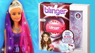 Barbie  Bal Gwiazd Blinger ✨ Toys Land