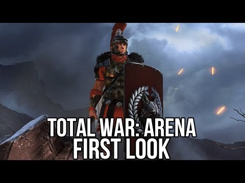 Total War: ARENA (Free Online Strategy Game): Watcha Playin'? Gameplay First Look