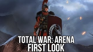 Total War: ARENA (Free Online Strategy Game): Watcha Playin