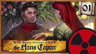 Kingdom Come: Deliverance - The Amorous Adventures of Bold Sir Hans Capon | #01 ☢ [Deutsch]