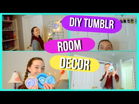 DIY Room Decor | Urban Outfitters Inspired