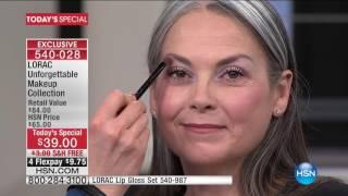 HSN | LORAC Cosmetics / FHI Heat Hair Tools 02.22.2017 - 06 PM