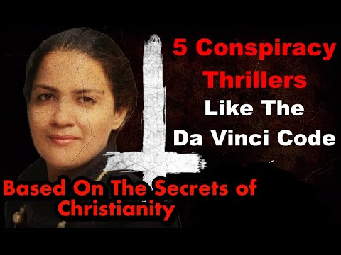 5 Thriller Book Recommendations | 5 Conspiracy Thrillers | 5 Mystery Novels | 5 Crime Novels |