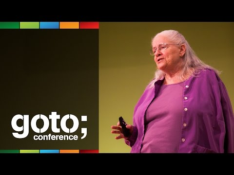 GOTO 2016 • The Future of Software Engineering • Mary Poppen