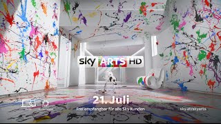 Sky Arts Trailer