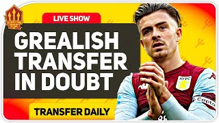 Grealish & Sancho Update! Inter Want Sanchez! Man Utd Transfer News