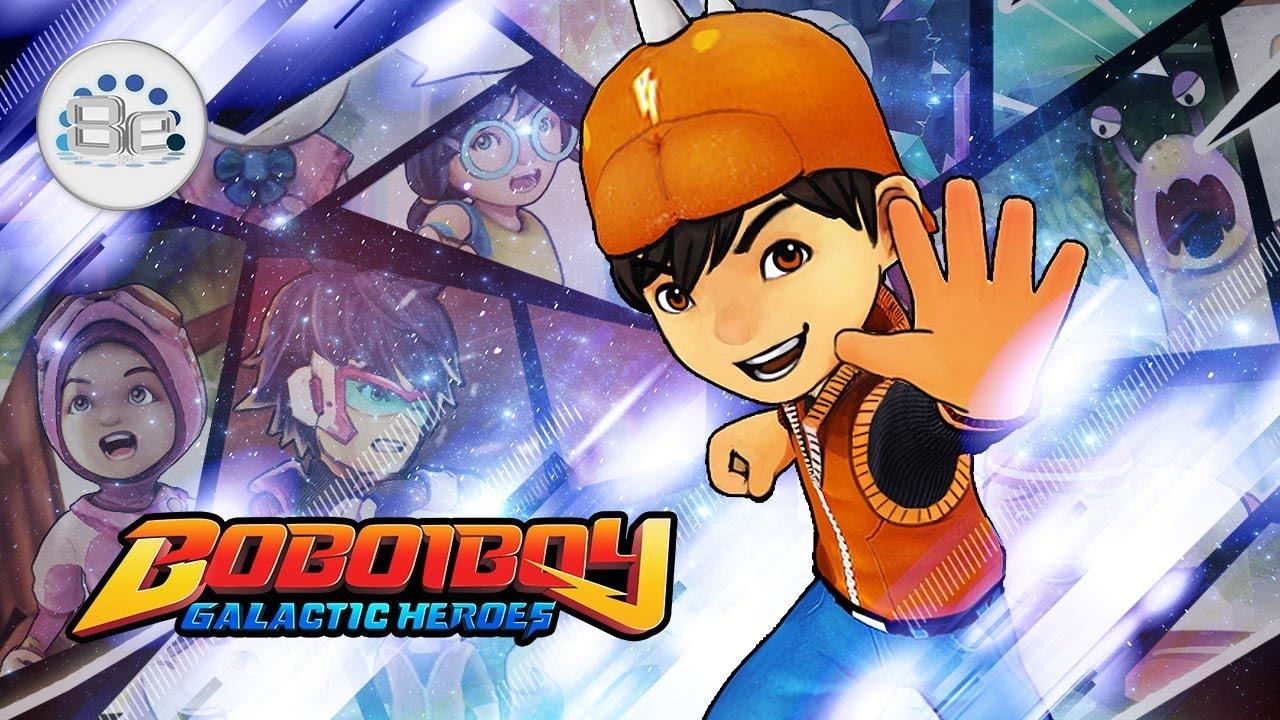 BoBoiBoy: Galactic Heroes Game Teaser Bahasa Indonesia ...